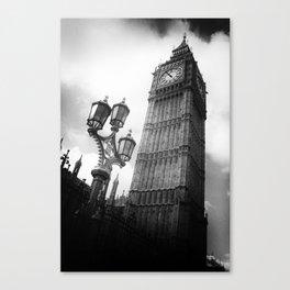 Elements of London IV Canvas Print