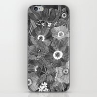 oana befort iPhone & iPod Skins featuring Kitty Undercover by Oana Befort