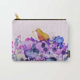 purple peace Carry-All Pouch