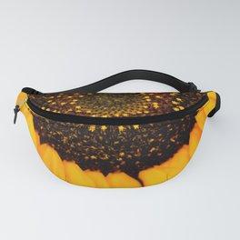 Yellow Summer Sunflower Fanny Pack
