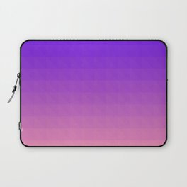 Pink and Purple Ombre Laptop Sleeve