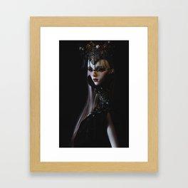PORTRAIT. Framed Art Print