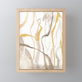 Vines of Life Framed Mini Art Print