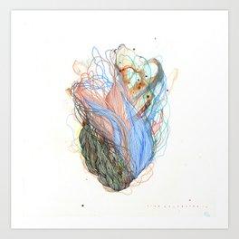 Element IX Art Print