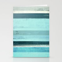 salt water Stationery Cards featuring Salt Water by T30 Gallery