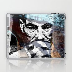 contemplation - original Laptop & iPad Skin