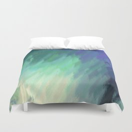 Washed Away Duvet Cover