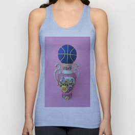 Vintage Basketball Unisex Tank Top