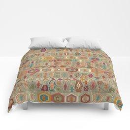 kilim fall Comforters