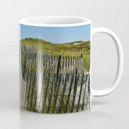 Cape Cod Beach Dunes Coffee Mug