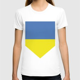 Ukrainian flag T-shirt