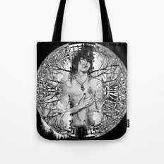 Levi Miller vs Ted Tuesday #2 Tote Bag