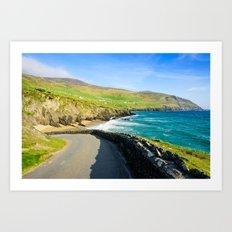 Slea Head | Ireland (RR 227) Art Print