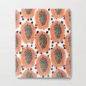 Bold Papayas by kendradandy