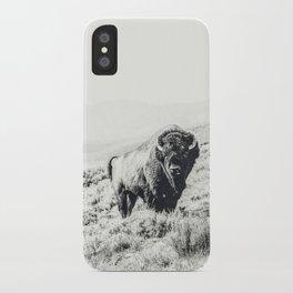 Nomad Buffalo iPhone Case