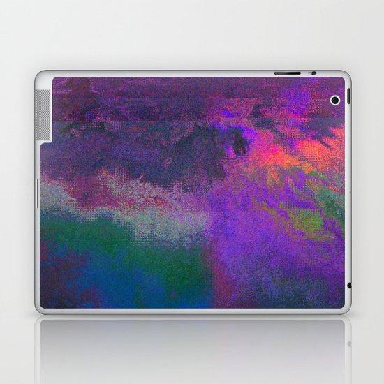 66-63-18 (Universe Rising Glitch) Laptop & iPad Skin