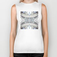 shopping Biker Tanks featuring shopping by ONEDAY+GRAPHIC