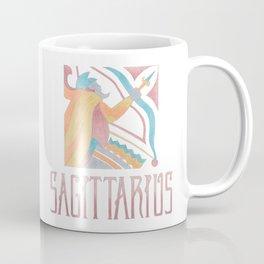 Sagittarius - fire sign Coffee Mug
