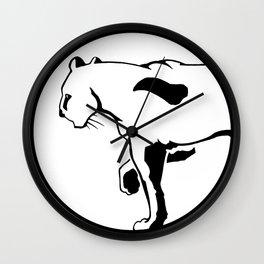 Phanter Wall Clock