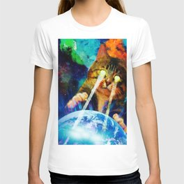 Cat Invasion T-shirt
