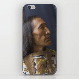 Little Dog - Brulé Lakota Sioux - American Indian iPhone Skin