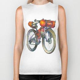 November Backpacker Biker Tank