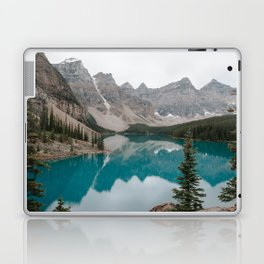 Moraine Lake, Banff National Park Laptop & iPad Skin