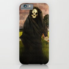 Death loves you iPhone 6s Slim Case