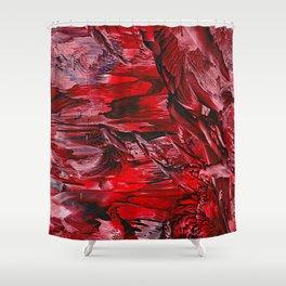 FlyingEmbers Shower Curtain