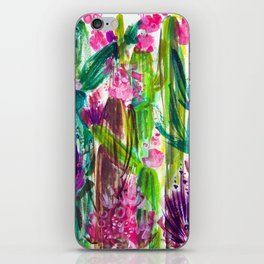 Fiesta Plants iPhone Skin
