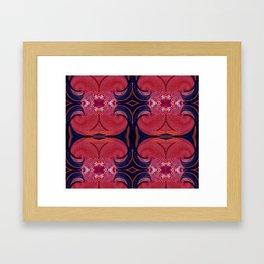 Esy-floresy Framed Art Print