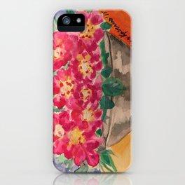 Cheer  iPhone Case