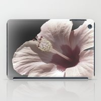 hibiscus iPad Cases featuring Hibiscus by Lynn Bolt