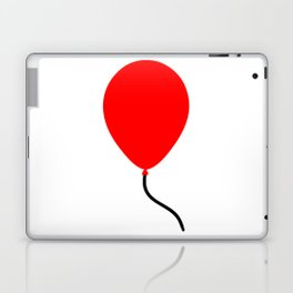 Red Balloon Emoji Laptop & iPad Skin