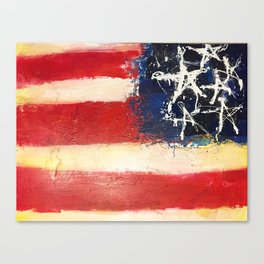 Made in America Canvas Print