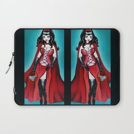 Everything That A Big Bad Wolf Could Want Laptop Sleeve
