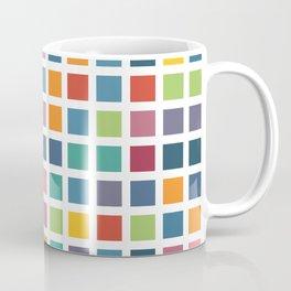 City Blocks - Subtle Rainbow #453 Coffee Mug