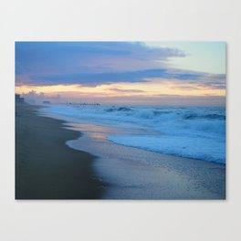 Nags Head Sunset Canvas Print