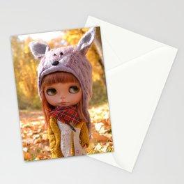 Honey - Autumn nature Stationery Cards