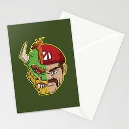 Mario Chimera Stationery Cards