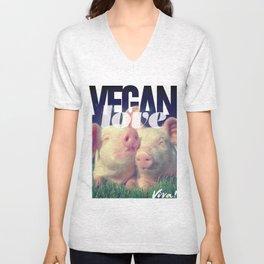 Vegan Love Unisex V-Neck