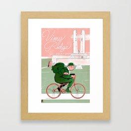 Vimy 100 Framed Art Print