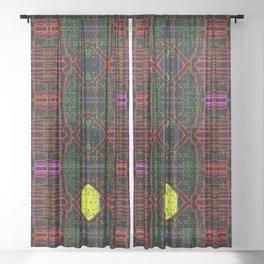 Colorandblack serie 32 Sheer Curtain