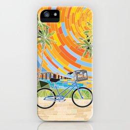 FL Keys Bicycle iPhone Case