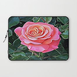 Trembling Flower of Enchantment Laptop Sleeve