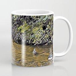 Mallard Creek 1 (Early Autumn) Coffee Mug