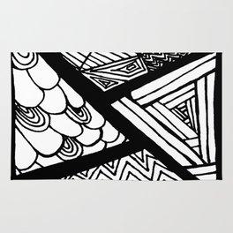 Zentangle #17 Rug