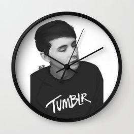 Dan Howell Wall Clock