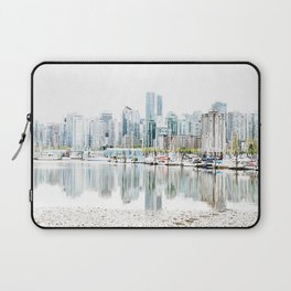Vancouver Skyline Laptop Sleeve