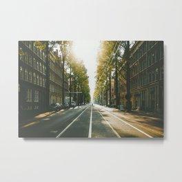 Amsterdam City Metal Print